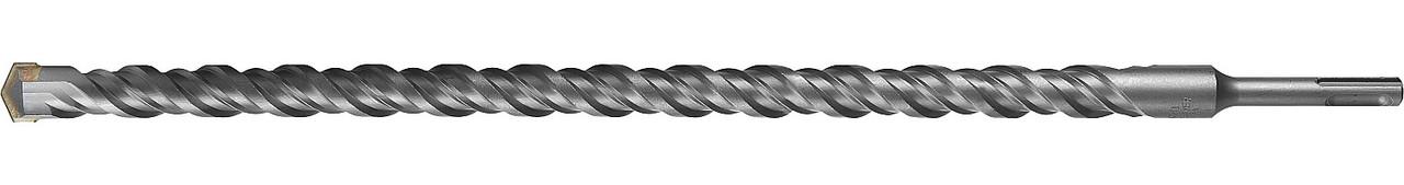 Бур по бетону STAYER 20 x 460 мм, SDS-Plus (2930-460-20_z01)
