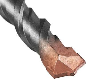 "Бур по бетону ЗУБР 4 x 110 мм, SDS-Plus, серия ""Профессионал"" (29314-110-04_z01), фото 2"