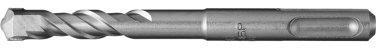 "Бур по бетону ЗУБР 10 x 110 мм, SDS-Plus, серия ""Профессионал"" (29314-110-10_z01)"