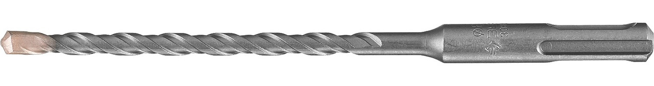"Бур по бетону ЗУБР 7 x 160 мм, SDS-Plus, серия ""Профессионал"" (29314-160-07_z01)"