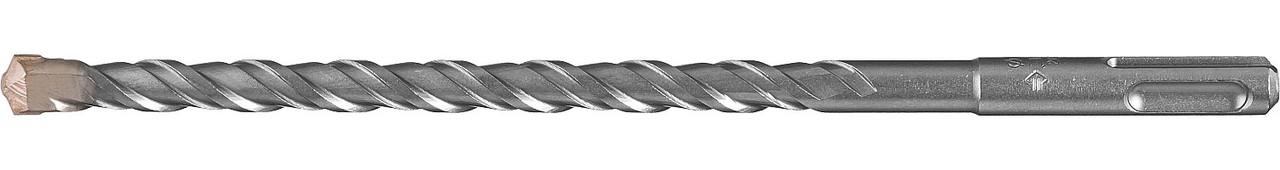 "Бур по бетону ЗУБР 10 x 210 мм, SDS-Plus, серия ""Профессионал"" (29314-210-10_z01)"