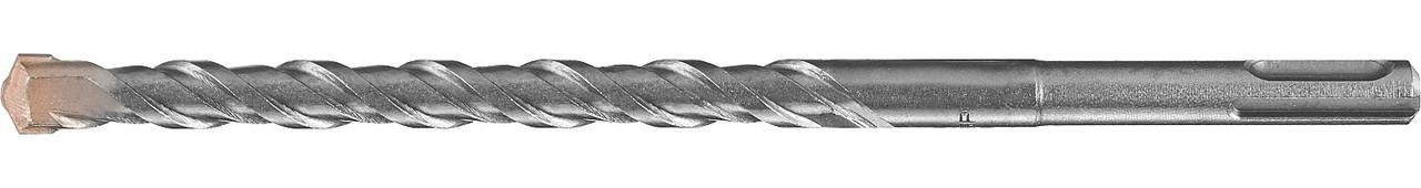 "Бур по бетону ЗУБР 12 x 210 мм, SDS-Plus, серия ""Профессионал"" (29314-210-12_z01)"