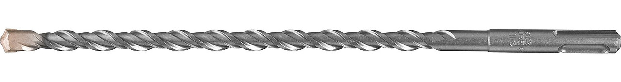 "Бур по бетону ЗУБР 10 x 260 мм, SDS-Plus, серия ""Профессионал"" (29314-260-10_z01)"