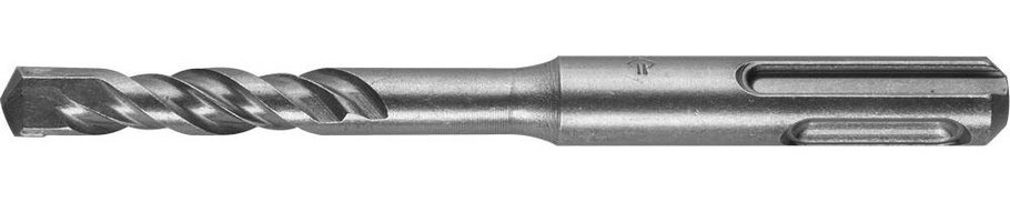 Бур по бетону ЗУБР 8 x 110 мм, SDS-Plus (29315-110-08), фото 2