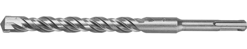 Бур по бетону ЗУБР 14 x 210 мм, SDS-Plus (29315-210-14)