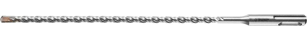 Бур по бетону ЗУБР 6 x 260 мм, SDS-Plus (29315-260-06)
