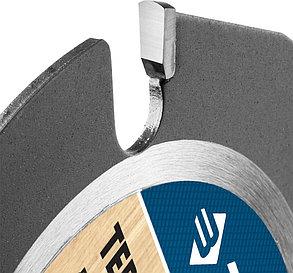 Диск пильный для УШМ, ЗУБР 115х22,2мм, 3Т (36857-115), фото 2