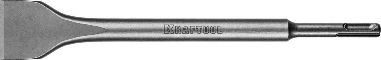 Зубило лопаточное KRAFTOOL 250 мм, SDS-Plus (29326-40-250_z01)