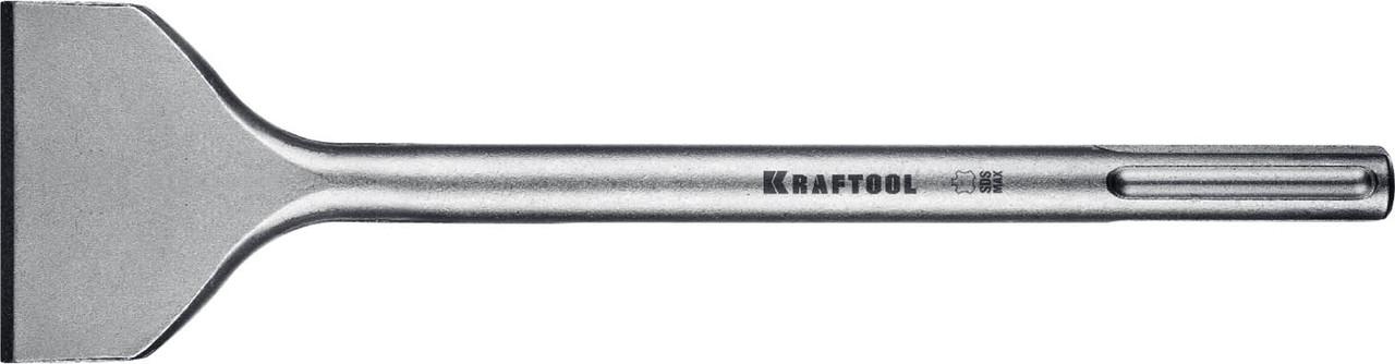 Зубило лопаточное KRAFTOOL 300 мм, SDS-max (29335-80-300_z01)