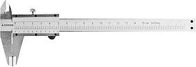 Штангенциркуль с глубиномером STAYER 150 мм (3442_z01)