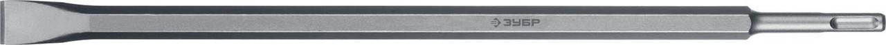 Зубило плоское БУРАН, ЗУБР 20 х 400 мм, SDS-plus (29362-20-400_z01)