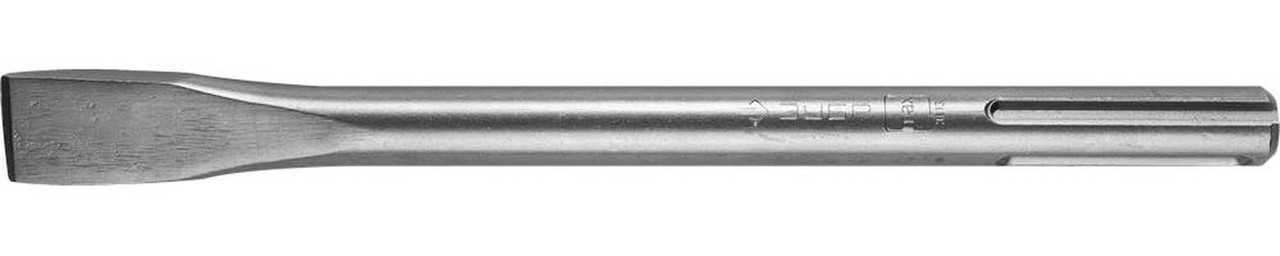 """Зубило плоское ЗУБР 25 x 280 мм, SDS-max, серия """"Профессионал"""" (29382-25-280)"""