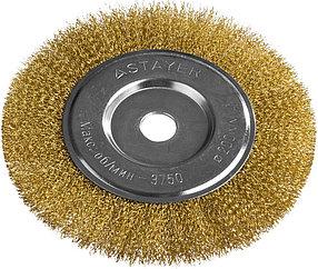 Щетка дисковая для УШМ STAYER Ø 200 мм (35122-200)