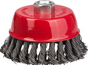 Щетка чашечная для УШМ STAYER Ø 80 мм (35128-080_z01)
