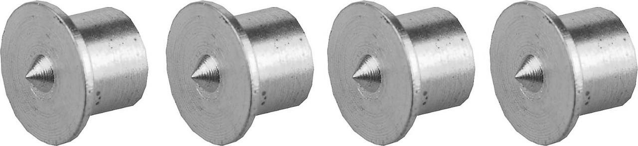 Набор центровок-кернеров по дереву ЗУБР 4 шт, 8 мм (29429-08-H4)