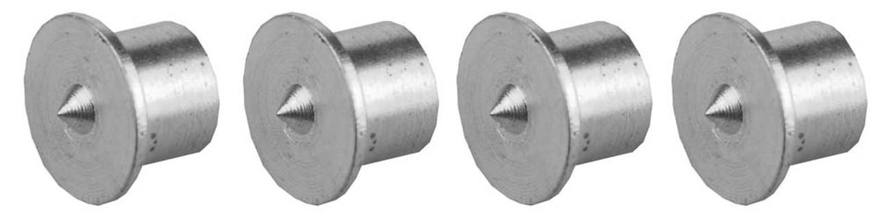 Набор центровок-кернеров по дереву ЗУБР 4 шт, 10 мм (29429-10-H4)