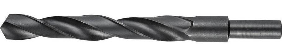 Сверло по металлу ЗУБР Ø 17.5 x 191 мм, класс В, хвостовик 13 мм (4-29605-191-17.5), фото 2