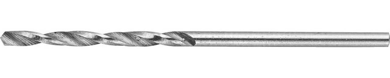 Сверло по металлу ЗУБР Ø 1.1 x 36 мм, Р6М5, класс В (4-29621-036-1.1)
