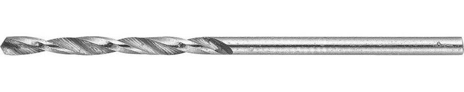 Сверло по металлу ЗУБР Ø 1.8 x 46 мм, Р6М5, класс В (4-29621-046-1.8), фото 2