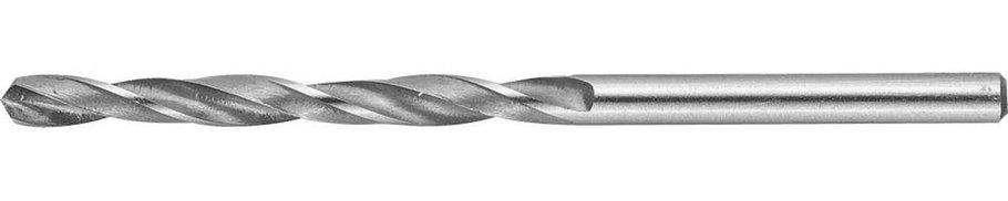 Сверло по металлу ЗУБР Ø 4.1 x 75 мм, Р6М5, класс В (4-29621-075-4.1), фото 2
