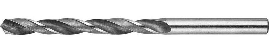 Сверло по металлу ЗУБР Ø 6.7 x 101 мм, Р6М5, класс В (4-29621-101-6.7), фото 2