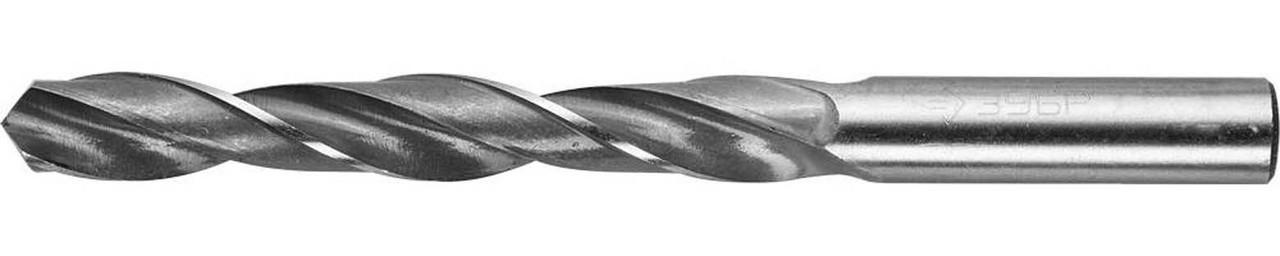 Сверло по металлу ЗУБР Ø 12.5 x 151 мм, Р6М5, класс В (4-29621-151-12.5)