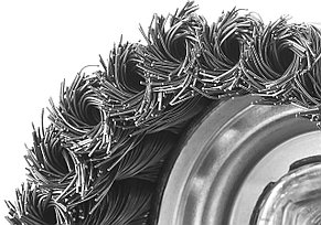 Щетка чашечная для УШМ, ЗУБР Ø 65 мм, проволока 0.8 мм (35277-065_z02), фото 2