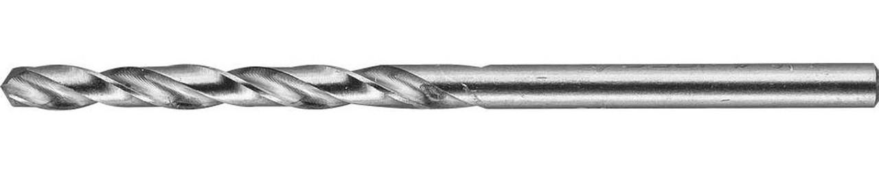 Сверло по металлу ЗУБР Ø 3.5 x 70 мм, класс А, Р6М5 (4-29625-070-3.5)
