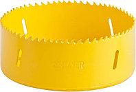 Коронка STAYER d 114 мм, кольцевая биметаллическая универсальная (29547-114)