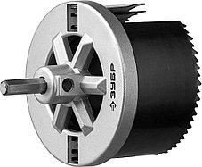 Пила кольцевая наборная по дереву ЗУБР 60-73-80 мм, 3 шт. (29595-H3-42), фото 3