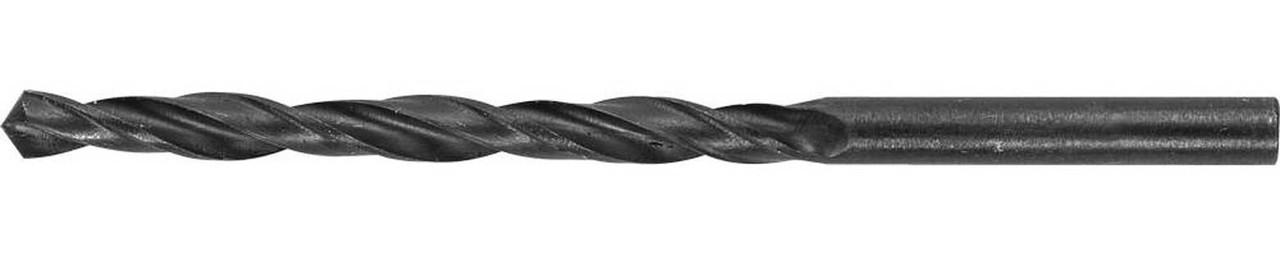 Сверло по металлу ТЕВТОН 10 шт., Ø 4.5 x 50 x 80 мм (2960-080-045)