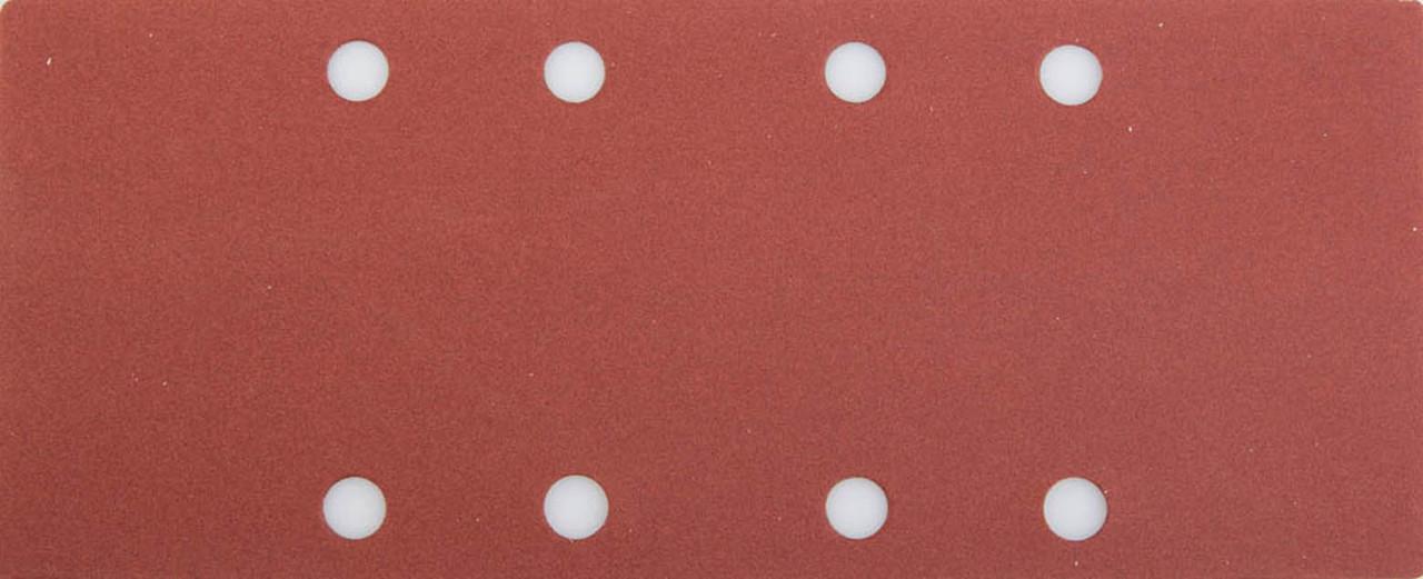 Лист шлифовальный STAYER 93 х 230 мм, P320, 5 шт., универсальный для ПШМ, 8 отверстий по краю (35465-320)