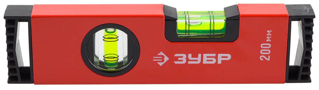 Уровень коробчатый ЗУБР 200 мм (4-34584-020)