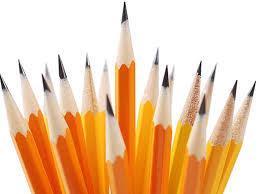 Простые карандаши