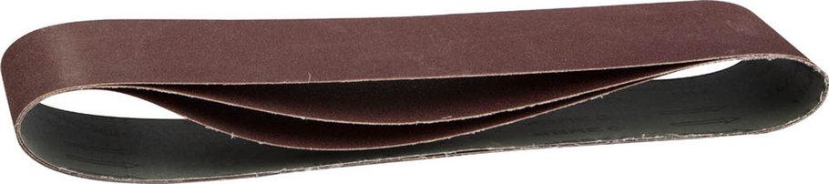 Лента шлифовальная ЗУБР Р180, 100х914 мм, 3 шт., универсальная бесконечная для ЗШС-500 (35548-180), фото 2