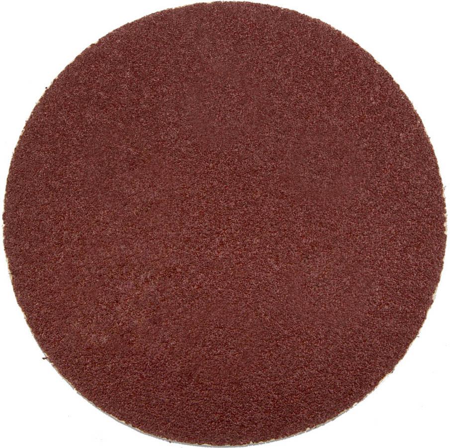 Круг шлифовальный ЗУБР без отв., Р40, 150 мм, 5 шт.,  из абразивной бумаги на велкро основе, (35568-150-040)