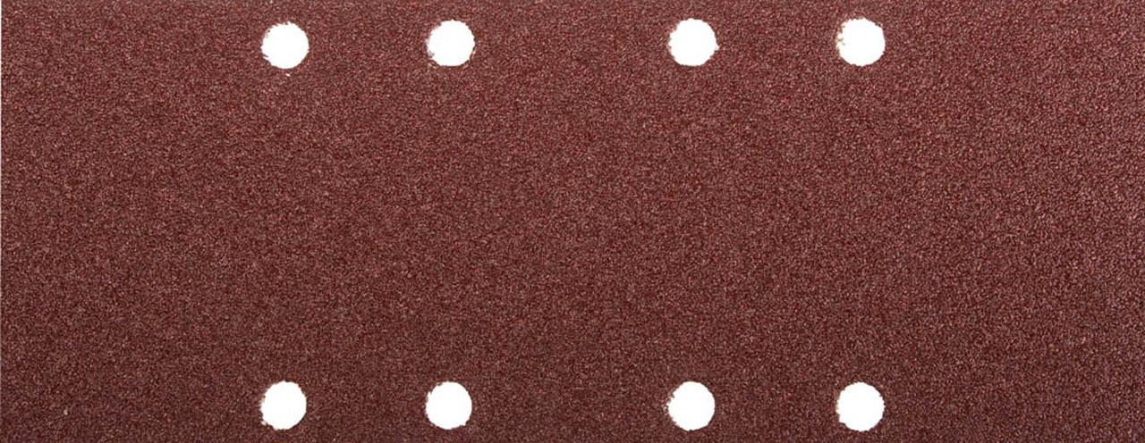 Лист шлифовальный ЗУБР 93 х 230 мм, P40, 5 шт., универсальный для ПШМ, 8 отверстий (35591-040)