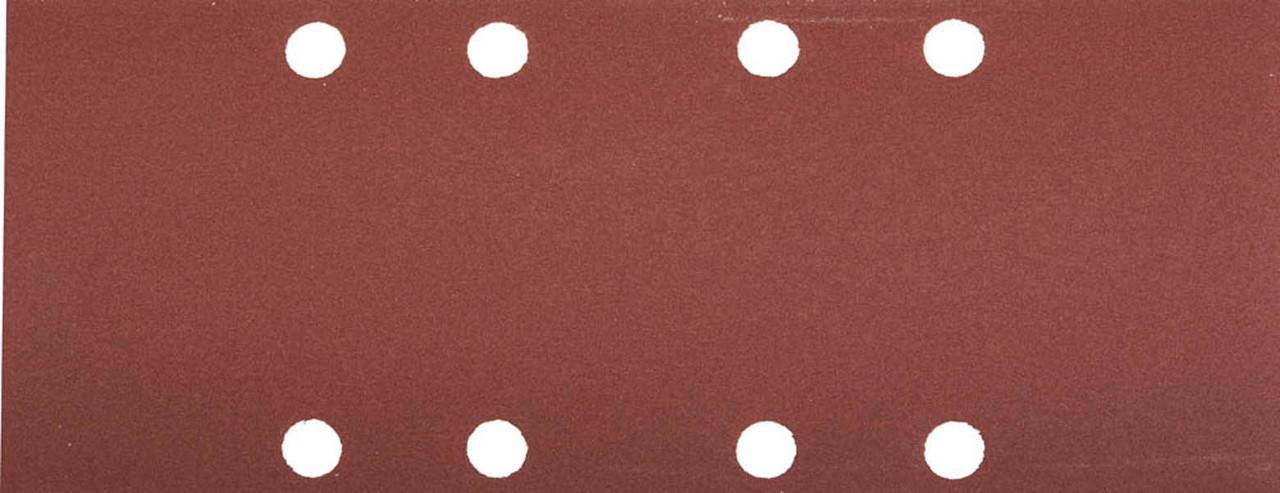 Лист шлифовальный ЗУБР 93 х 230 мм, P320, 5 шт., универсальный для ПШМ, 8 отверстий (35591-320)