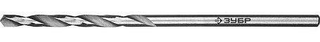 """Сверло по металлу ЗУБР Ø 1 x 34 мм, класс В, Р6М5, серия """"Профессионал"""" (29621-1), фото 2"""