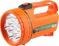 Фонарь светодиодный DEXX 13 LED, 4хD (56714)