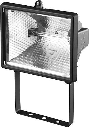 Прожектор галогенный STAYER 500 Вт, MAXLight, с дугой крепления под установку, черный (57103-B), фото 2