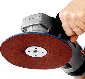 """Тарелка опорная для УШМ, ЗУБР Ø 150 мм, М14, на шайбе, серия """"Профессионал"""" (35775-150), фото 2"""