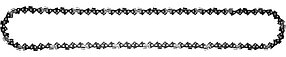 "Цепь для бензопилы ЗУБР тип 3, шаг 0,325"", паз 0,050"", для шины 20"" (50 см) (70303-50)"