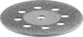 Круг алмазный ЗУБР 22 х 2.0 мм (35927)