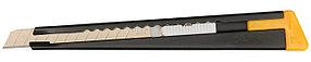 Нож с сегментированным лезвием OLFA 9 мм (OL-180-BLACK)