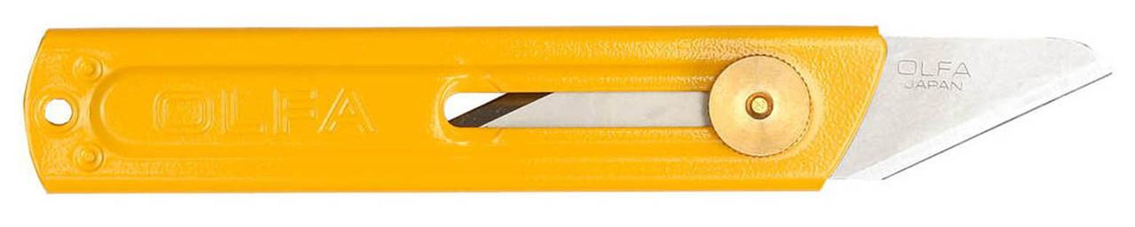 Нож для хозяйственных работ OLFA 18 мм (OL-CK-1)