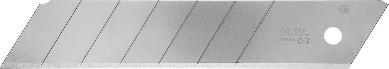 Лезвия сегментированные OLFA 25 мм, 5 шт. (OL-HB-5B)