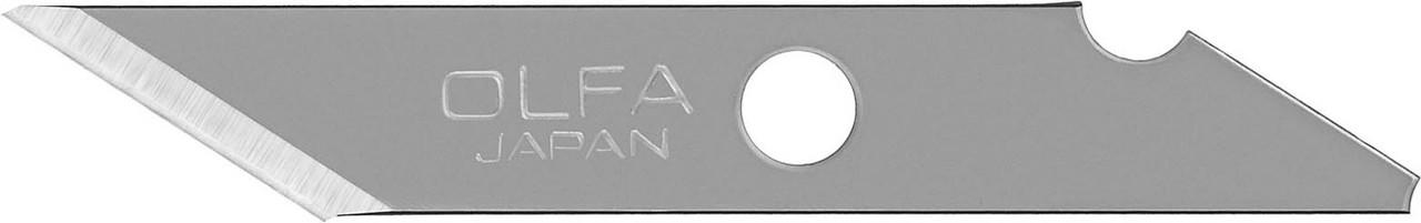 Лезвие перовое для АК-1 OLFA 6 мм (OL-KB)