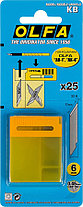 Лезвие перовое для АК-1 OLFA 6 мм (OL-KB), фото 3