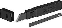 Лезвия сегментированные BLACK MAX, OLFA 18 мм, 10 шт. (OL-LBB-10B), фото 3